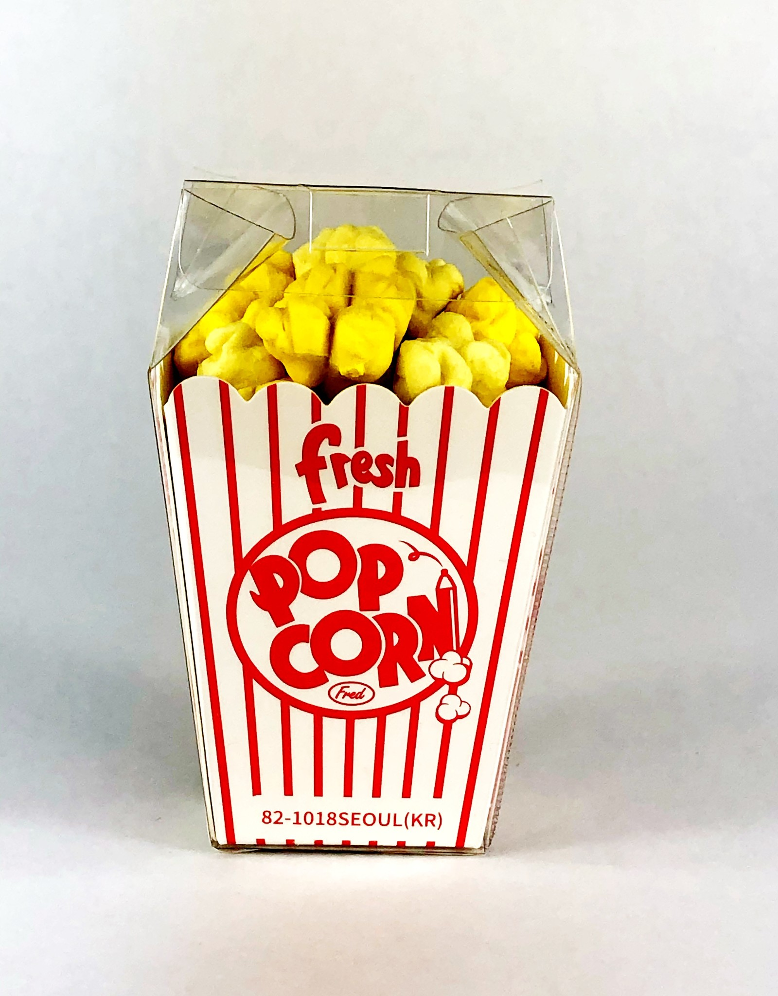 Fred & Friends FRESH POPCORN - ERASERS-12