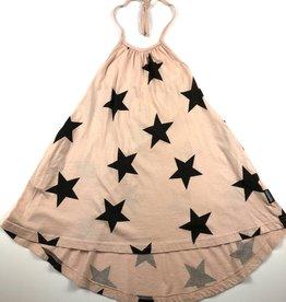 NUNUNU Star Collar Dress