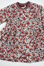 CATIMINI Red Floral Dress