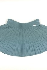 Mayoral Blue Knit Skirt