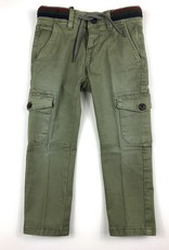Mayoral Green Cargo Chino