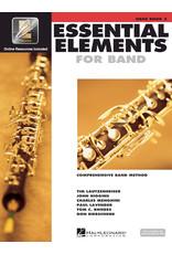 Hal Leonard Essential Elements for Band Book 2