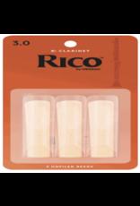 Rico Rico by D'Addario Bb Clarinet Reeds