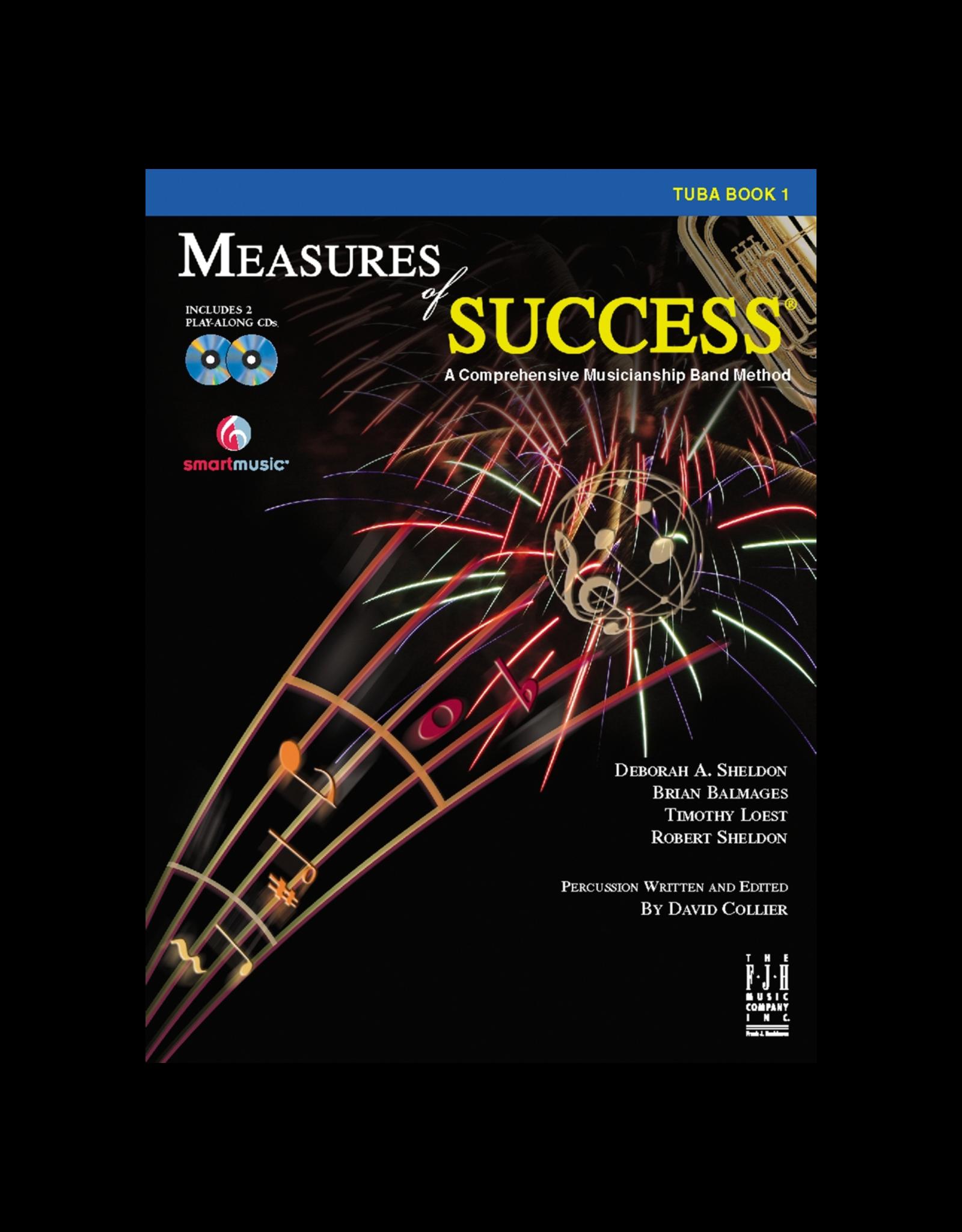 KJOS Measures of Success Book 1