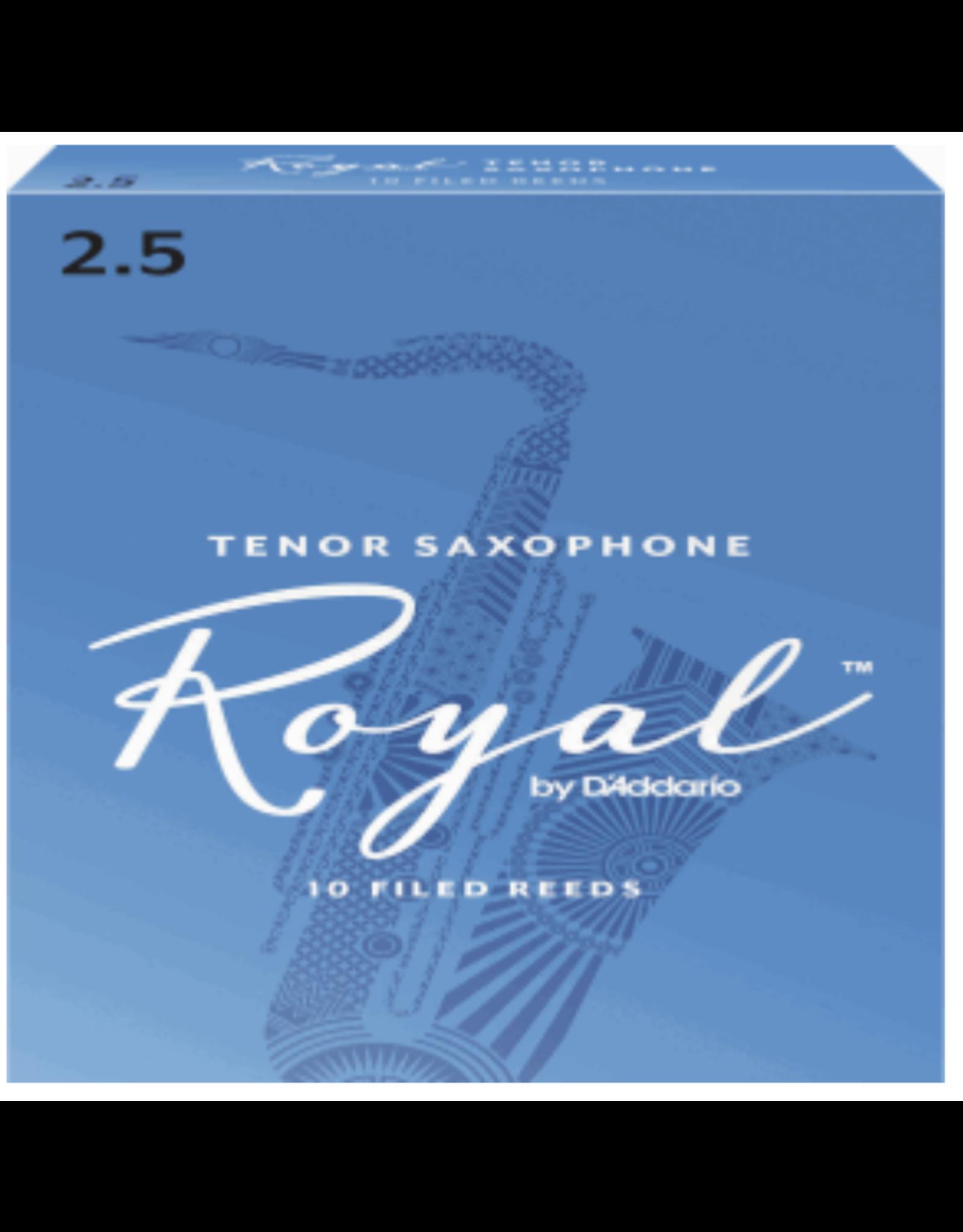 D'Addario Rico Royal By D'addario Tenor Sax Reeds