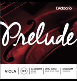 D'Addario D'Addario Prelude Viola String Set, Medium Tension