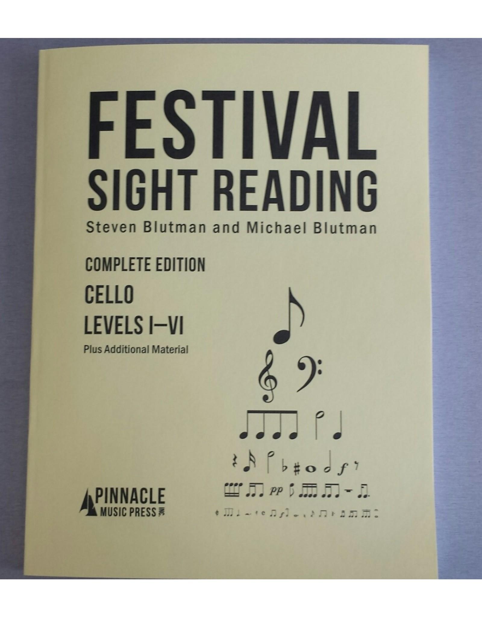 Pinnacle Music Press Festival Sight Reading