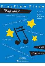 Hal Leonard Faber Playtime Piano Series