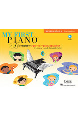 Faber Piano Adventures Faber My First Piano Adventure
