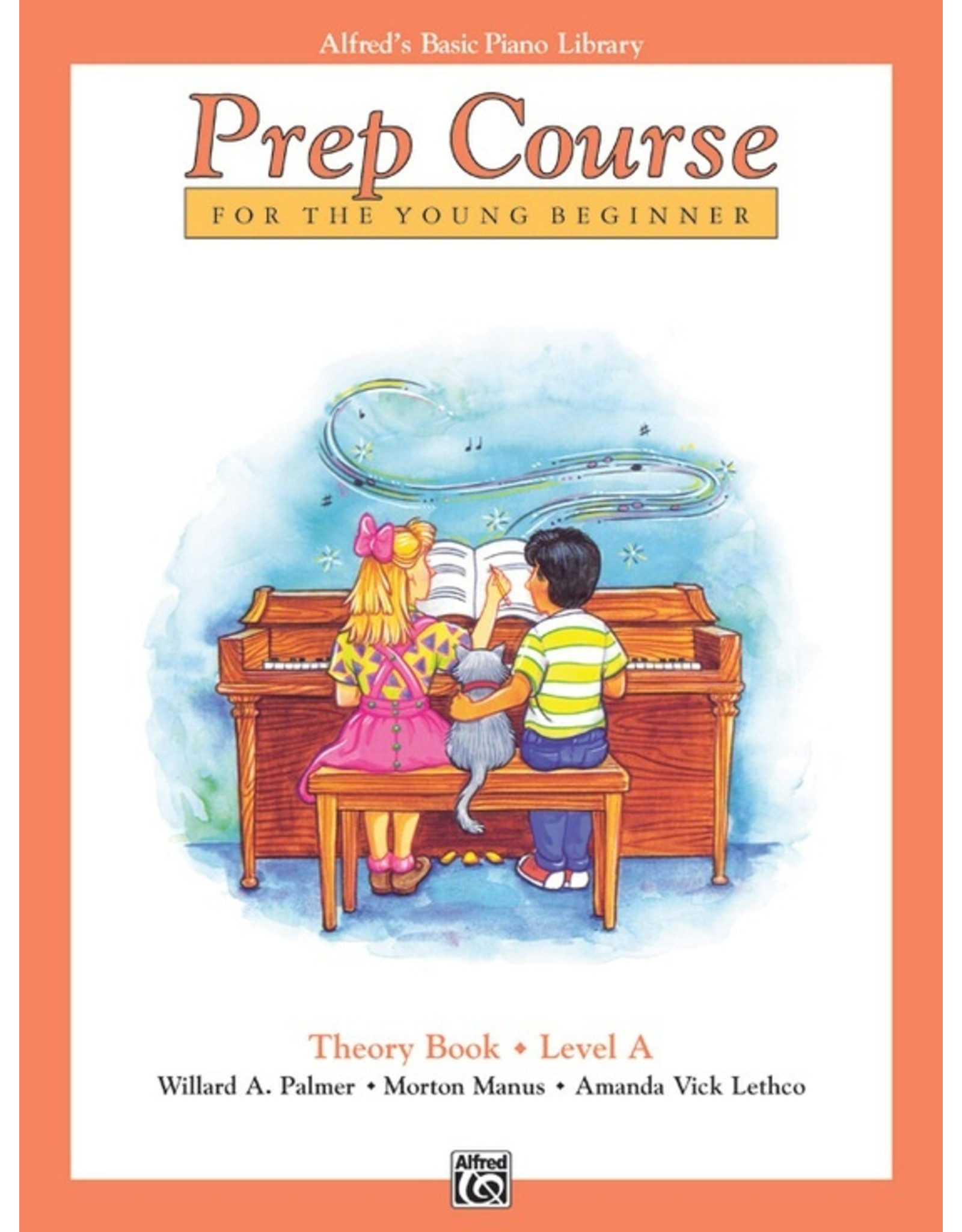Alfred Alfred's Basic Piano Prep Course for Young Beginners: Theory
