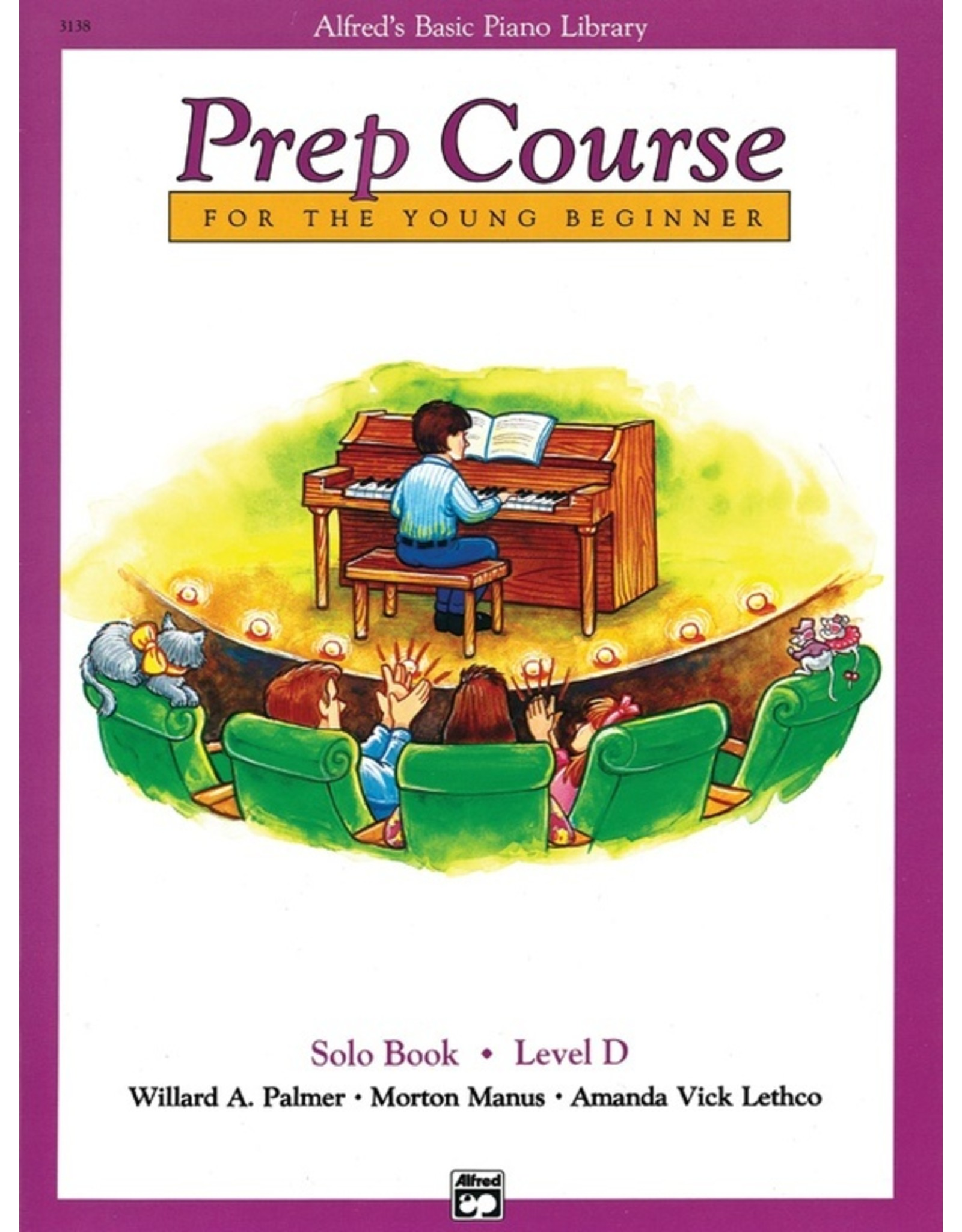 Alfred Alfred's Basic Piano Prep Course for Young Beginners: Solo
