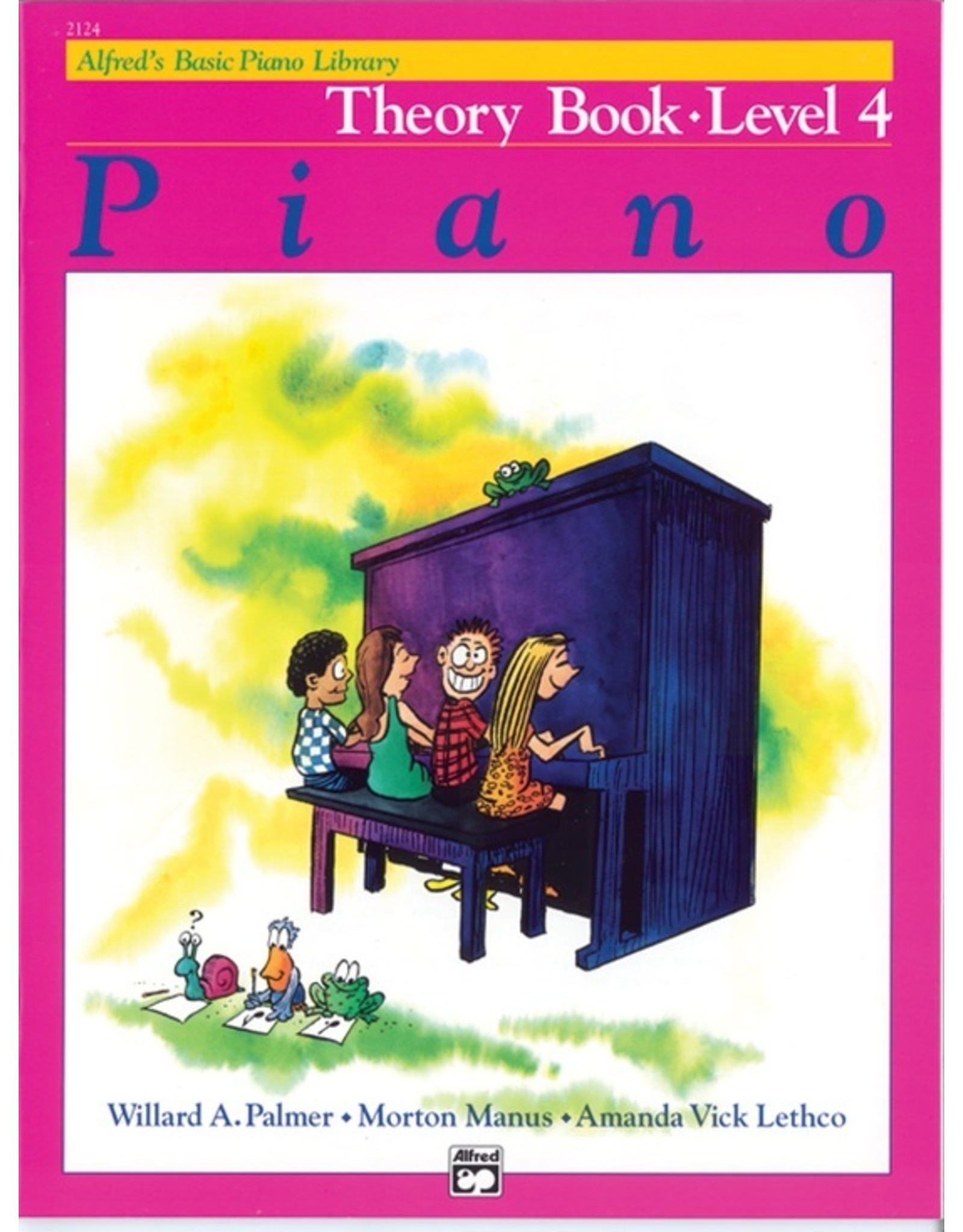 Alfred Alfred's Basic Piano Course: Theory