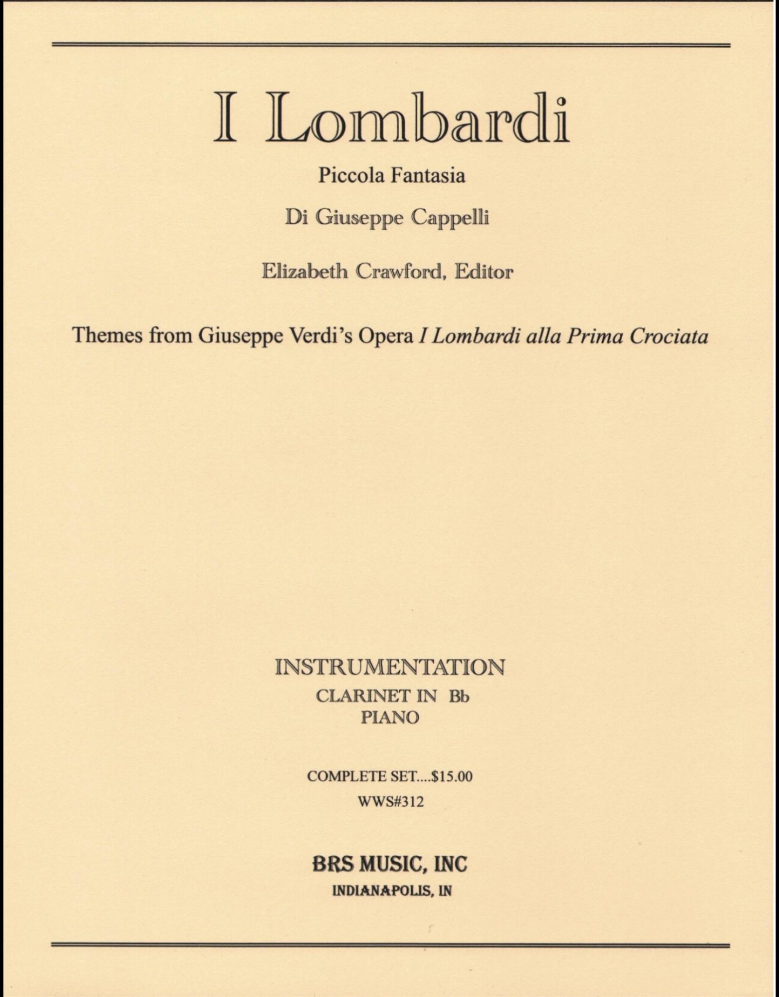 Generic Cappelli - I Lombardi