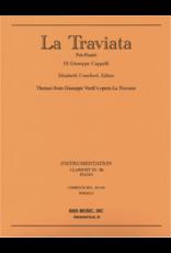 Generic Cappelli - La Traviata For Clarinet and Piano