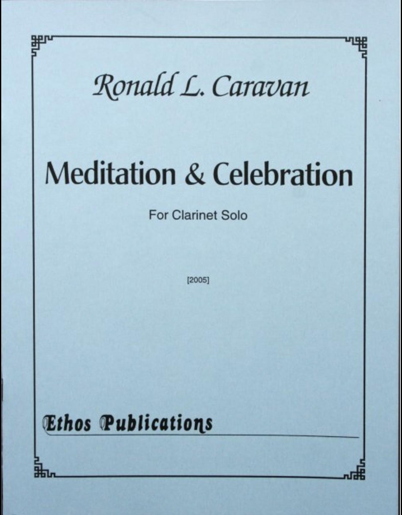 Ethos Publications Caravan - Meditation & Celebration Clarinet Solo