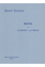 Generic Krenek - Suite for Clarinet and Piano