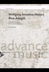 Alfred Mozart - Blue Adagio For Solo Clarinet W/ Piano Acc.