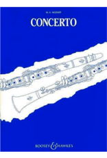 Hal Leonard Concerto for Clarinet in B-flat and Orchestra, KV 622 (arr. Roth) Boosey & Hawkes Chamber Music