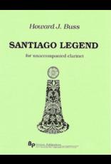 Generic Buss - Santiago Legend for Solo Clarinet