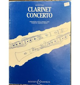 Boosey & Hawkes Finzi Clarinet Concerto