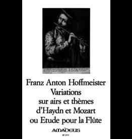 RBC Hoffmeister - Variations sur Airs et Themes d'Haydn et Mozart