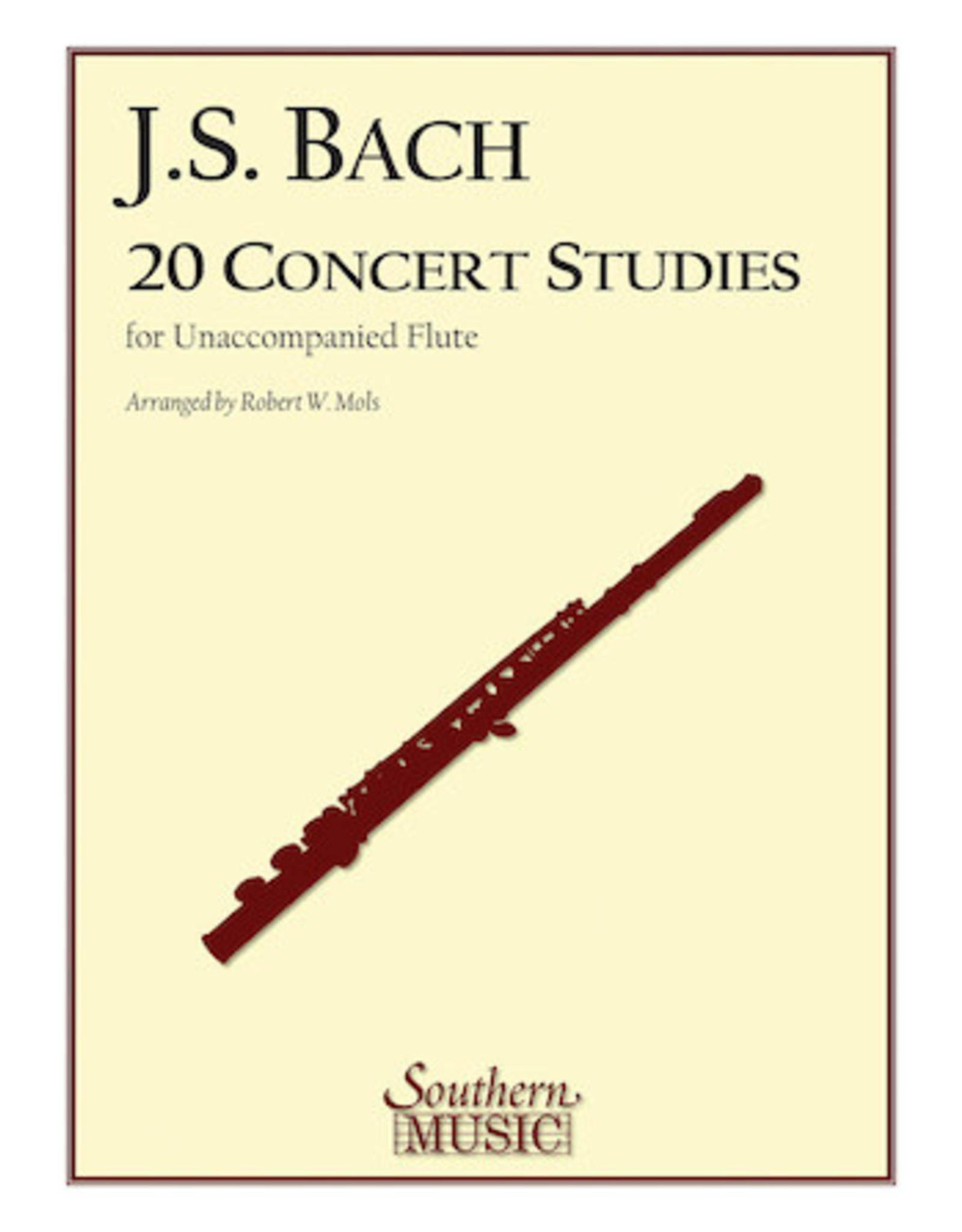 Hal Leonard 20 Concert Studies for Flute
