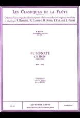 Hal Leonard Bach Sonata No. 6 BWV1035 E Major - Flute