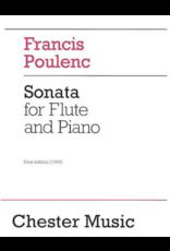 Hal Leonard Poulenc - Sonata for Flute and Piano