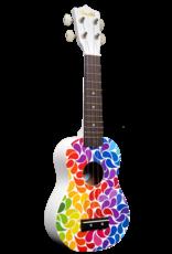Amahi Rainbow Petals Soprano Ukulele