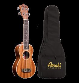 Amahi Amahi Soprano with Binding - Peanut