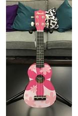 Amahi Pretty in Pink Soprano Ukulele