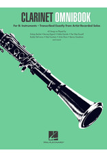 Hal Leonard Clarinet Omnibook