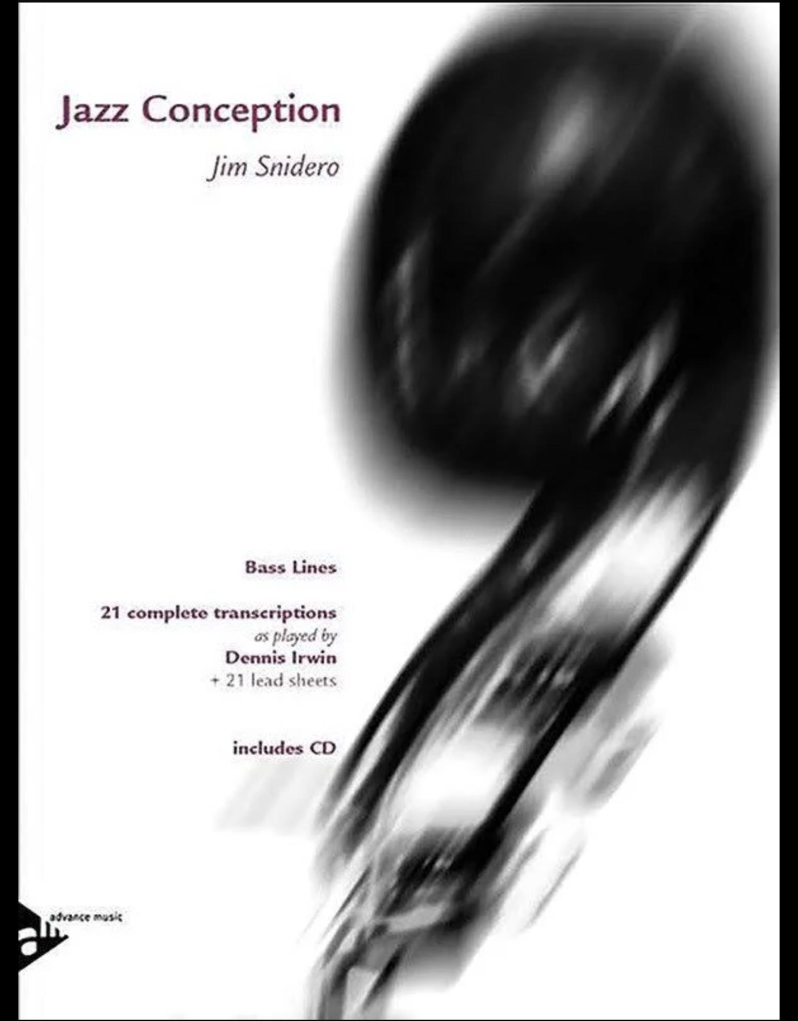 Generic Snidero Jazz Conception - Bass Lines