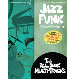 Hal Leonard The Real Book Multi-Track: Jazz Funk