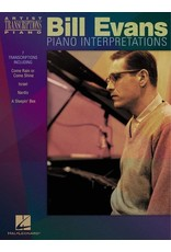 Hal Leonard Bill Evans - Piano Interpretations Piano Transcriptions Artist Transcriptions Artist Transcriptions Piano Transcriptions
