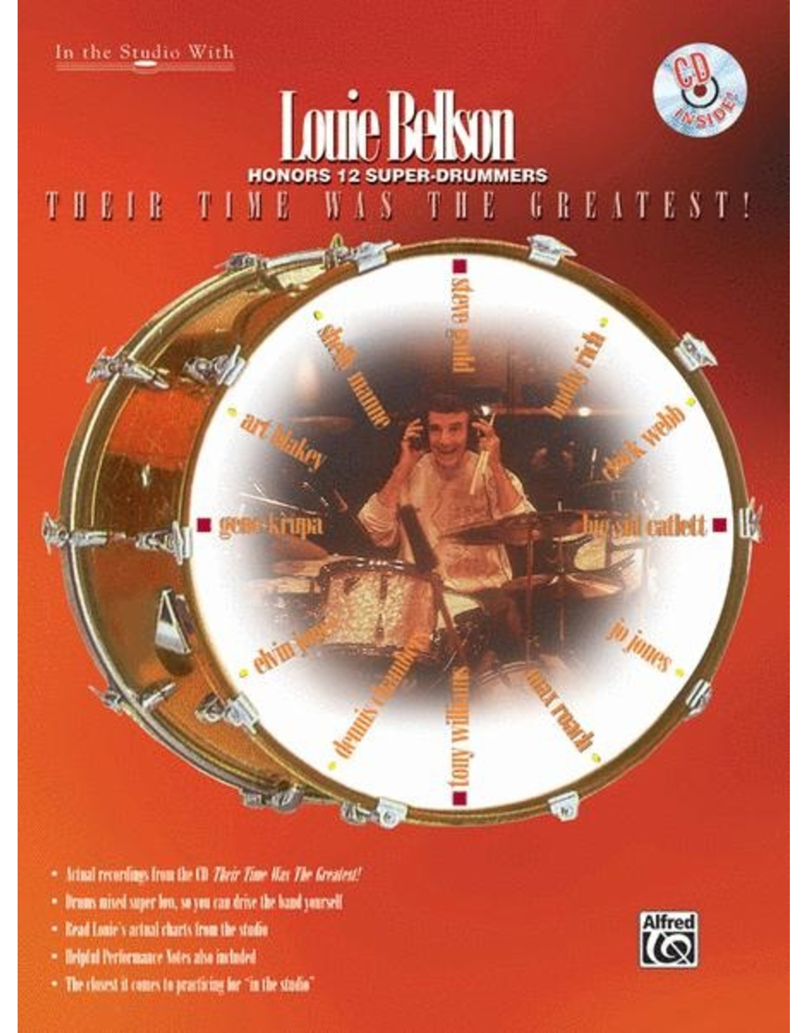 Alfred Louie Bellson: Their Time Was the Greatest!
