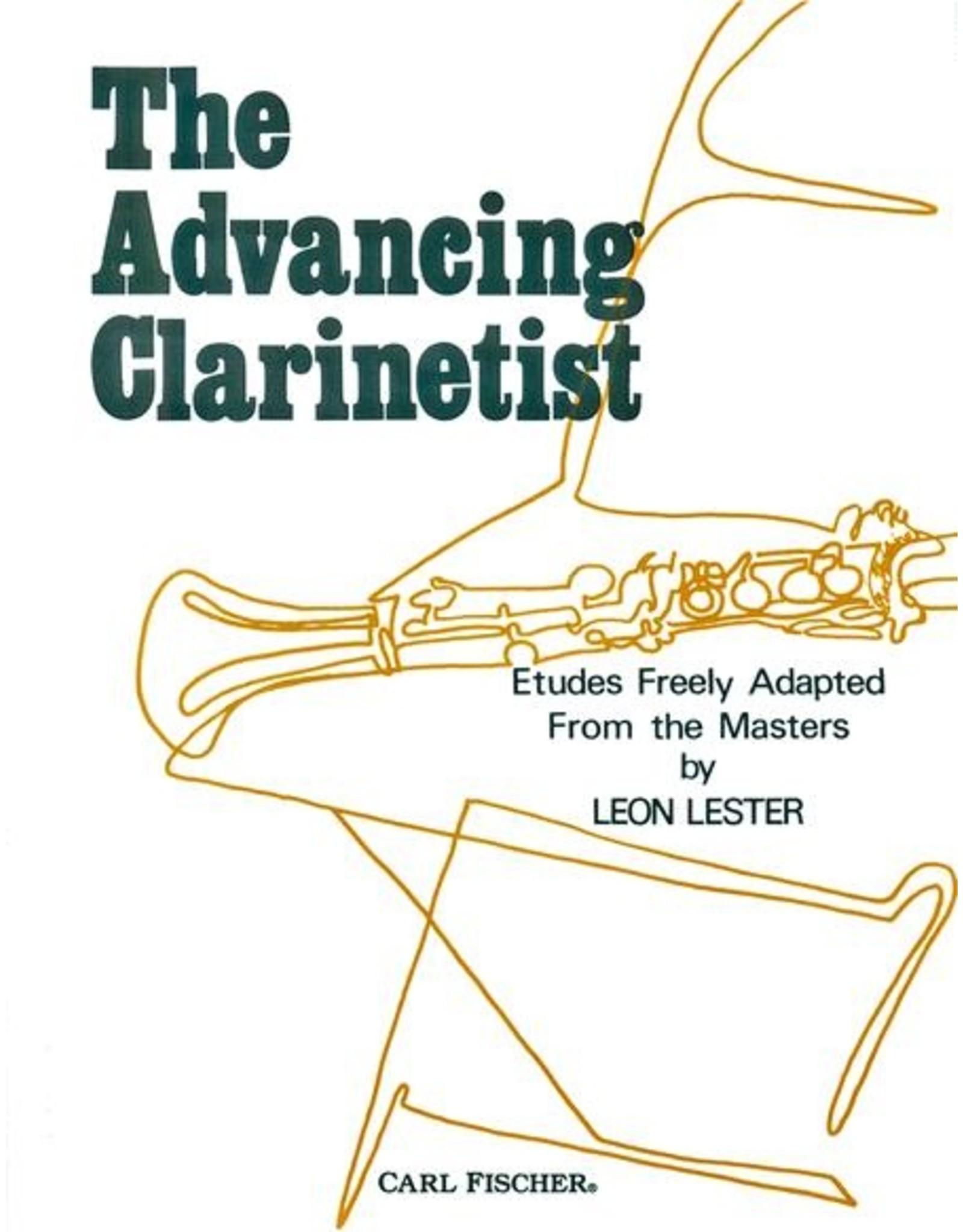 Carl Fischer LLC The Advancing Clarinetist