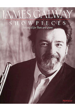 Hal Leonard James Galway - Showpieces Flute/Piccolo & Piano Accompaniment Music Sales America