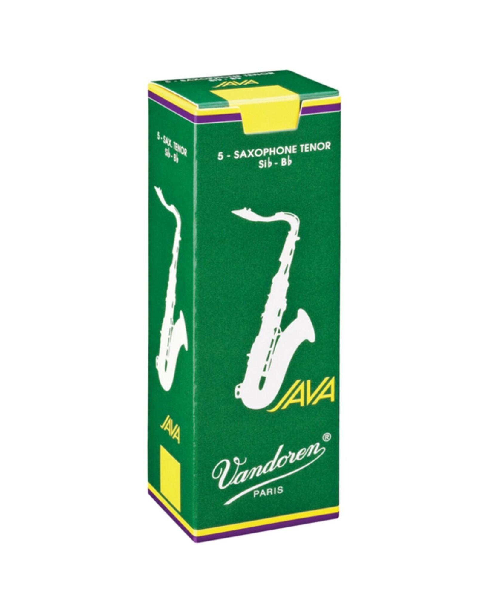 Vandoren Vandoren Tenor Sax Java Reed Box of 5