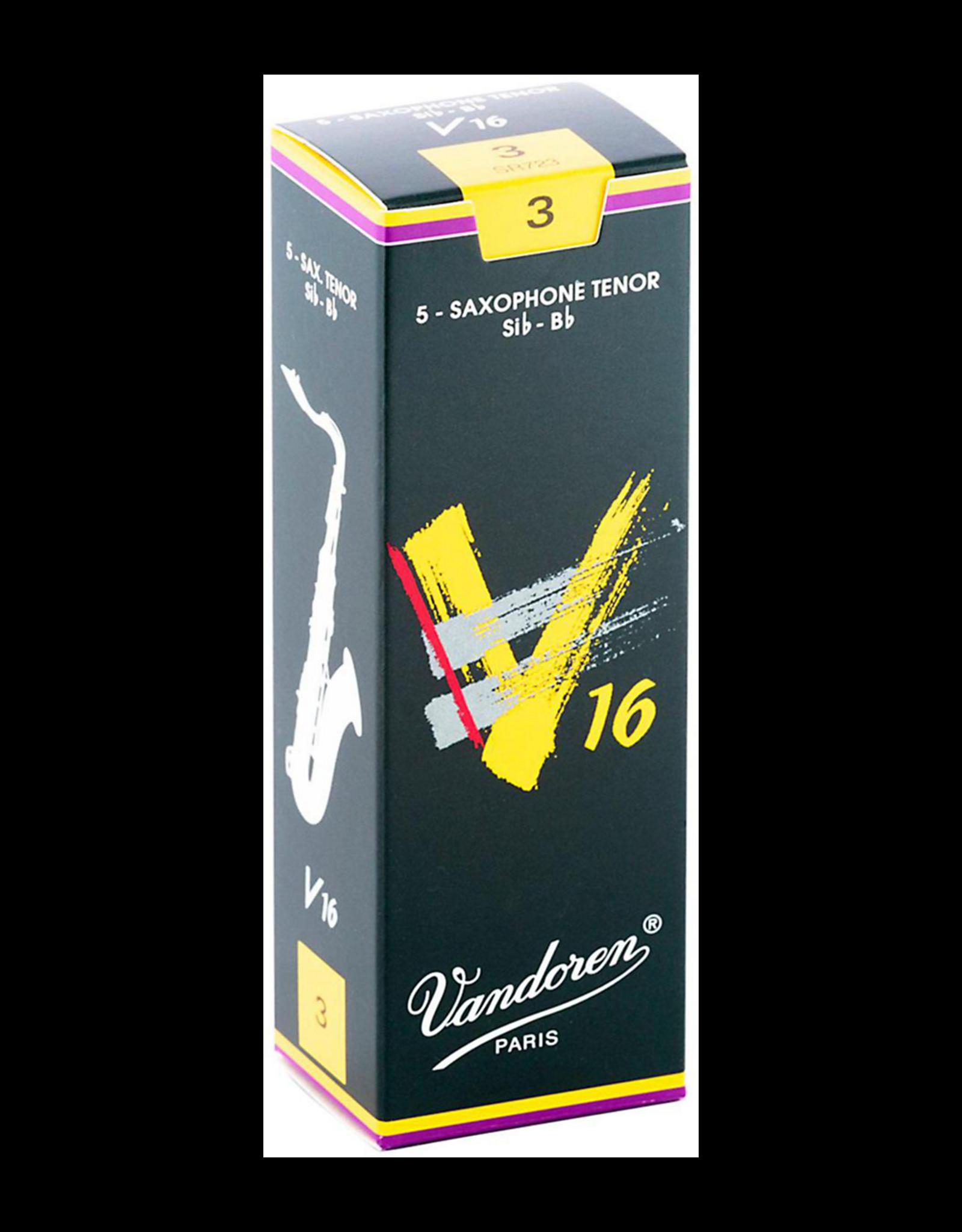 Vandoren Vandoren Tenor Sax V16 Reed Box of 5;