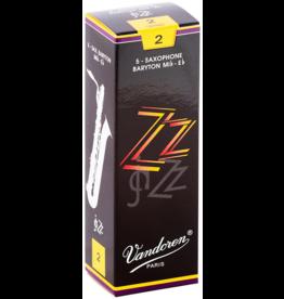 Vandoren Vandoren Baritone Sax ZZ Reed Box of 5;