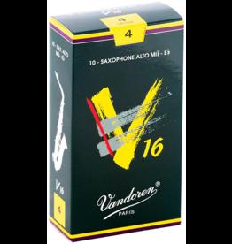 Vandoren Vandoren Alto Sax V16 Reed Box of 10;