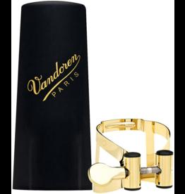 Vandoren Vandoren M|O Ligature and Plastic Cap for Soprano Saxophone;