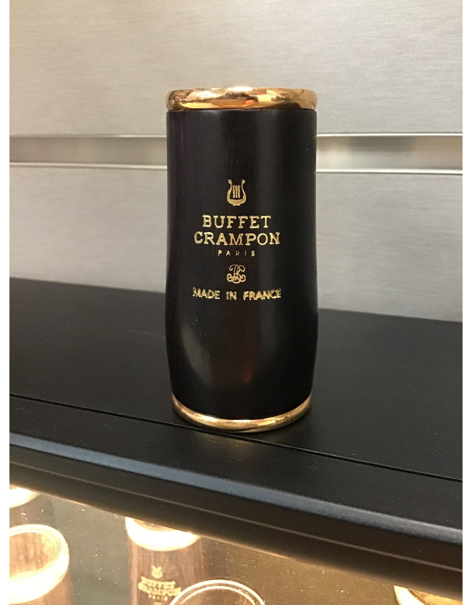 Buffet Buffet Icon Barrel - 64mm Gold Plated Rings