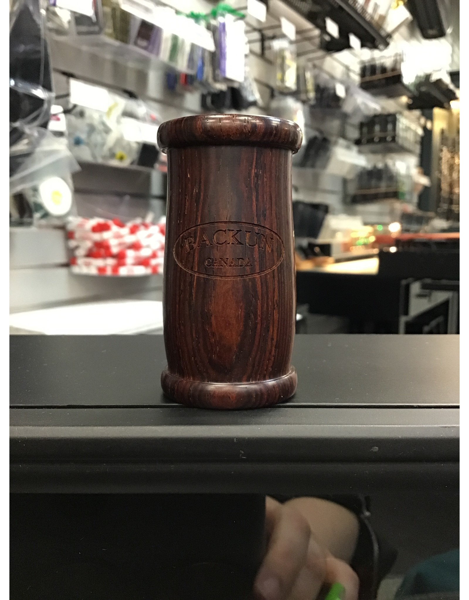 Backun Backun New Traditional Cocobolo Barrel - 64mm