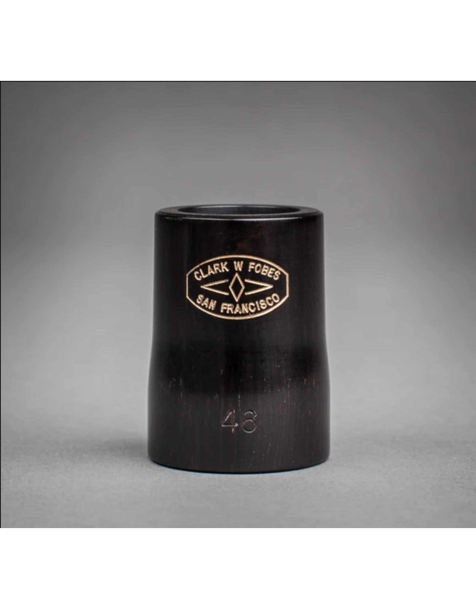 Clark Fobes Fobes Custom 46MM C Clarinet Barrel