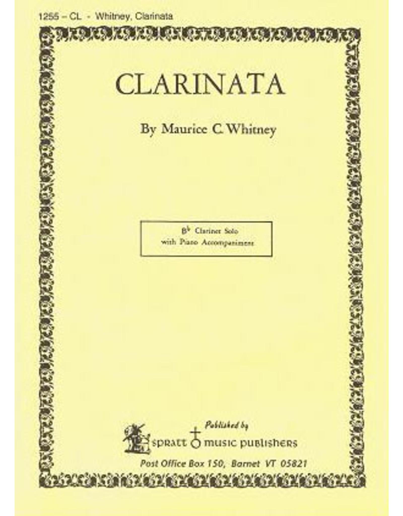 Generic Whitney - Clarinata