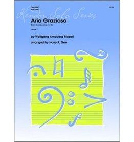 Kendor Mozart - Aria Grazioso for Bb Clarinet and Piano