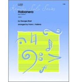 Kendor Bizet Habanera from Carmen - Clarinet