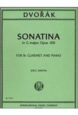 International Dvorak - Sonatina in G major, Opus 100